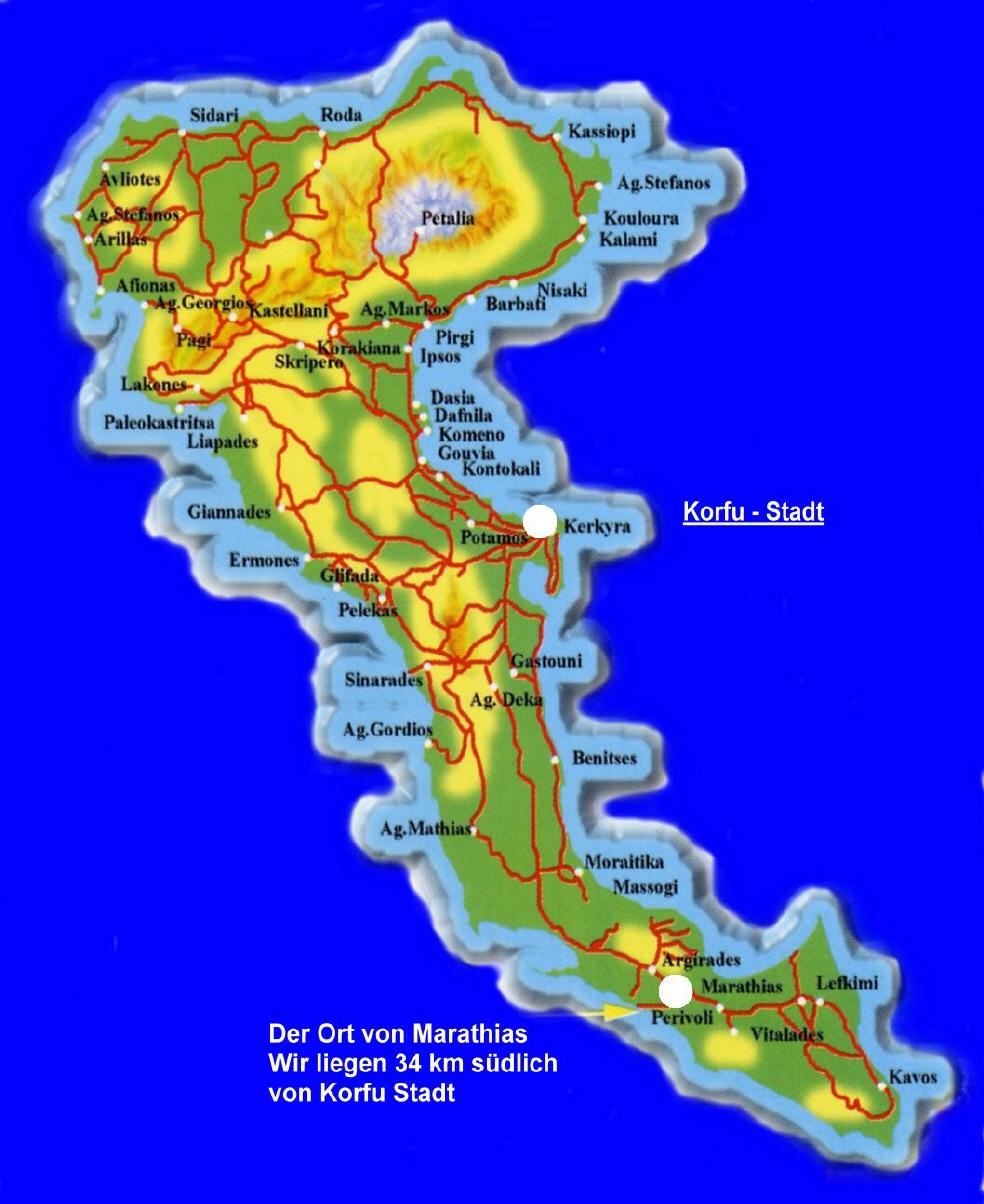 Korfu Die Insel Der Phaaken